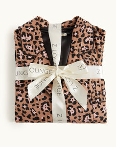 Z Supply Dream State Leopard PJ Set - Backwards Boutique