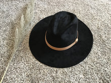 Load image into Gallery viewer, Mont Blanc Wide Brim Hat - Backwards Boutique