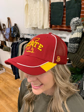 Load image into Gallery viewer, Iowa State Collegiate Hat - Backwards Boutique