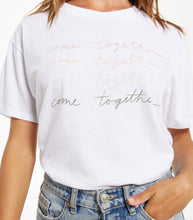 Load image into Gallery viewer, Z Supply Come Together Tee - Backwards Boutique