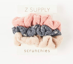 Z Supply Dot Scrunchies - Backwards Boutique