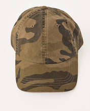 Load image into Gallery viewer, Z Supply Camo Hat - Backwards Boutique