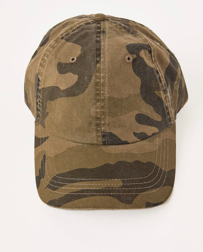 Z Supply Camo Hat - Backwards Boutique