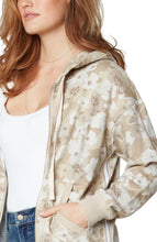Load image into Gallery viewer, Liverpool Zip Up Camo Hoodie - Backwards Boutique