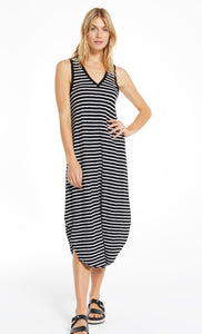 Z Supply Reverie Striped Dress - Backwards Boutique