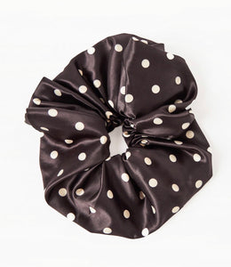 Z Supply Oversized Dot Scrunchie - Backwards Boutique
