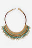 Thai Stone Bib Necklace