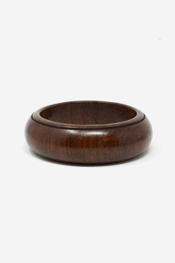 Smooth Wooden Bangle