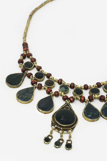 Vintage Turkmen Necklace