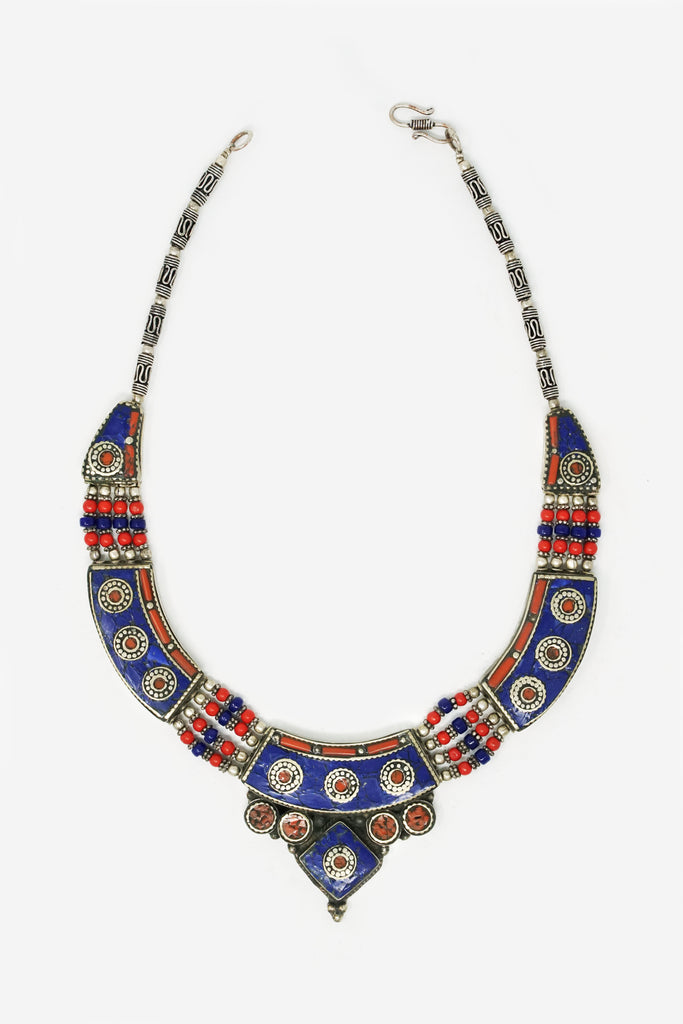 Tibetan Stone Necklace