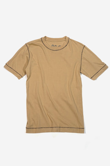 Soft Cotton Stitched Tee