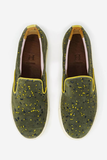 Hammersmith Splatter Slip-On