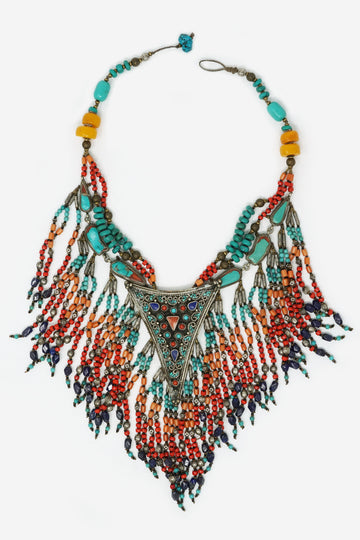 Vintage Tibetan Necklace