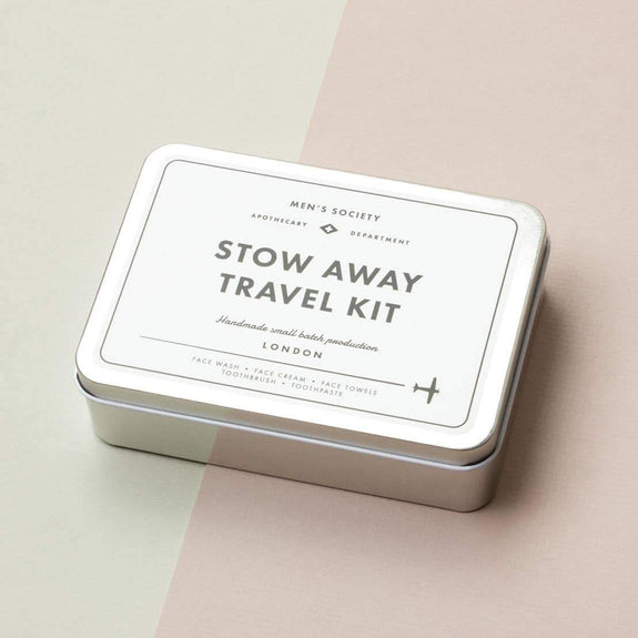 stow away travel kit for him