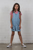 Retro playsuit - Chambray
