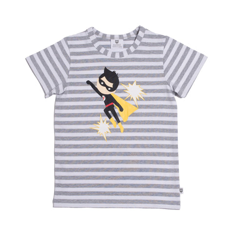 PIGS WILL FLY TEE - MINT  (INFANT)