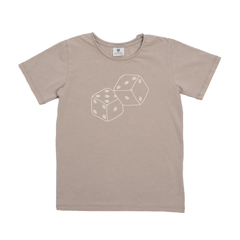 MONKEY KING TEE - KHAKI
