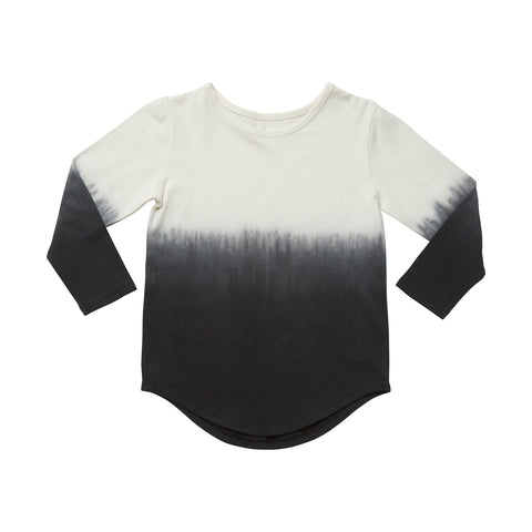 Vibe Tee - Warm White Slub