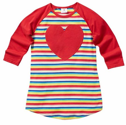 MY RAINBOW DRESS - RAINBOW MINI STRIPE