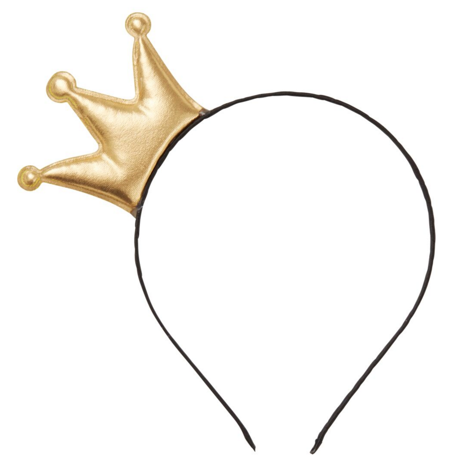 MY CROWN HEADBAND - GOLD