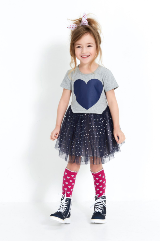 THIS SUMMERS TUTU - NAVY