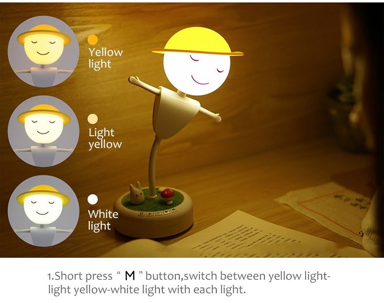 Best Delight Bluetooth Night Light