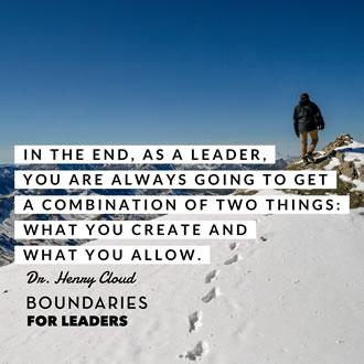 Why Leaders Need to Set Boundaries in the Workplace