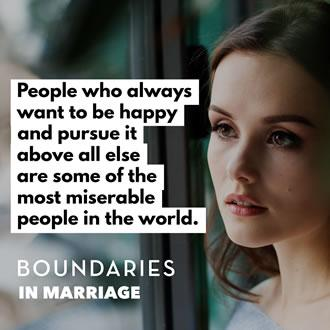 How Happiness Can Hurt Your Marriage