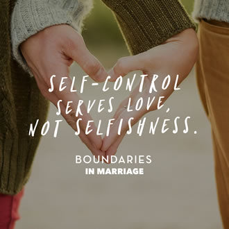 What Are Boundaries Really All About?