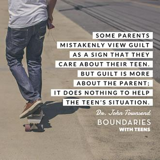 Let Go of Guilt-Centered Parenting