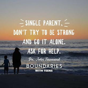 Hope for the Single Parent: How to Overcome Your Biggest Challenges