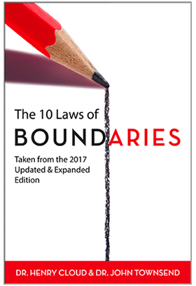 The 10 Laws of Boundaries