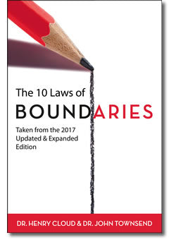 boundaries book cover