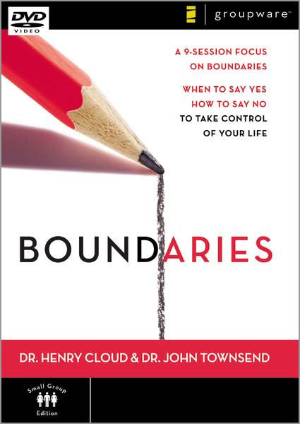 Boundaries Video Study DVD