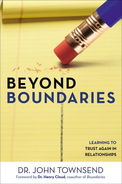 Beyond Boundaries (the book): Learning to Trust Again in Relationships