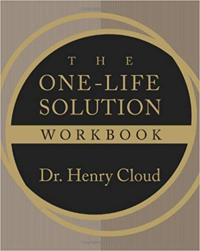 The One-Life Solution Workbook