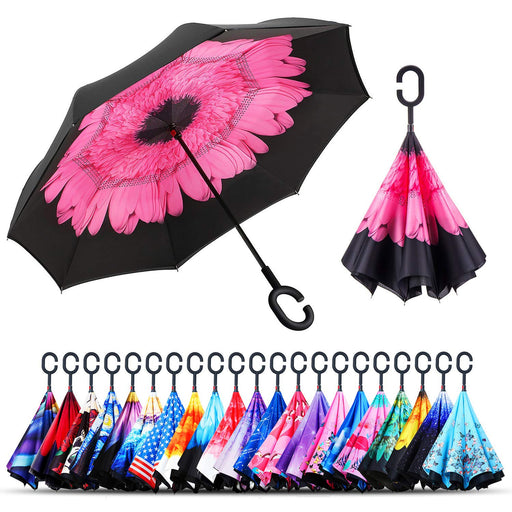 Double Layer Reverse Umbrella-Umbrellas-Magnifar