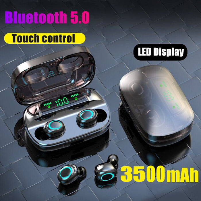 Strongest Touch Control Wireless Earbuds-Home-Magnifar