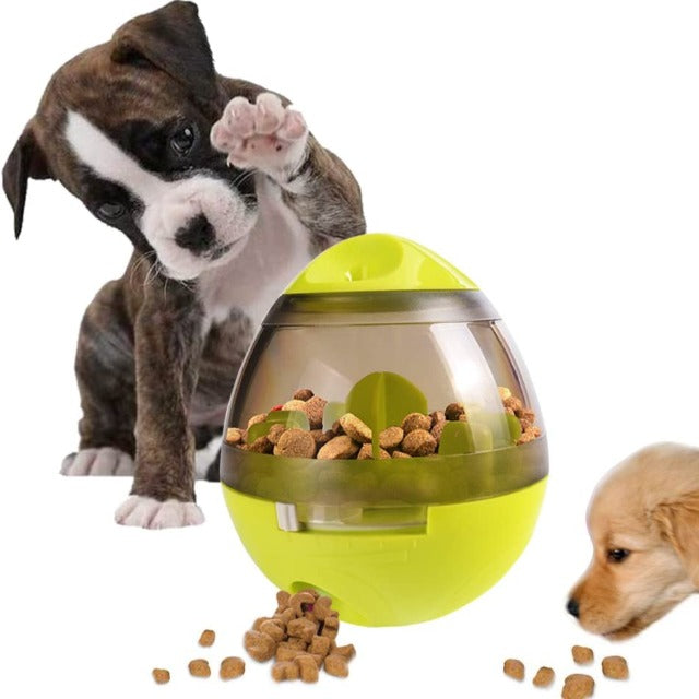 Dog Treat Interactive Dispenser Toy-Magnifar