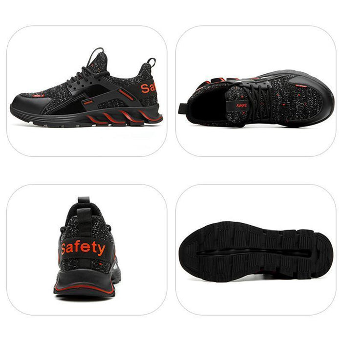 Breathable Work Shoes-Work & Safety Boots-Magnifar