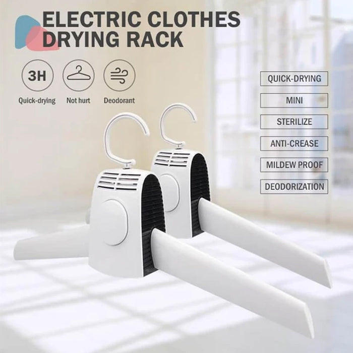 Electric Clothes Drying Hanger-Home-Magnifar