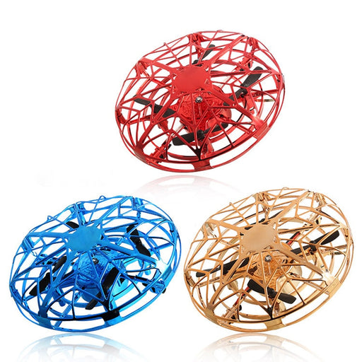 Mini Drone Quad Induction Levitation UFO-RC Helicopters-Magnifar