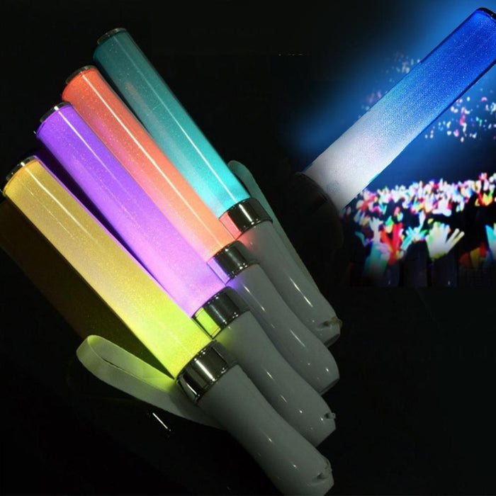 Multi-Color LED Party Light Stick-Glow Party Supplies-Magnifar