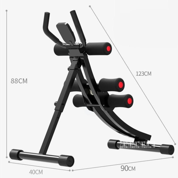 Abdominal Fitness Equipment-Ab Rollers-Magnifar