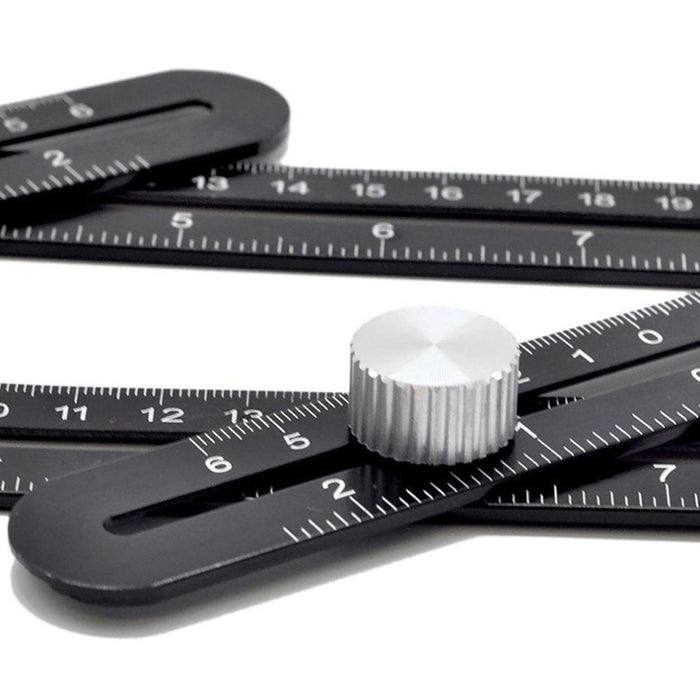 Multi-Angle Measurement Ruler-Protractors-Magnifar