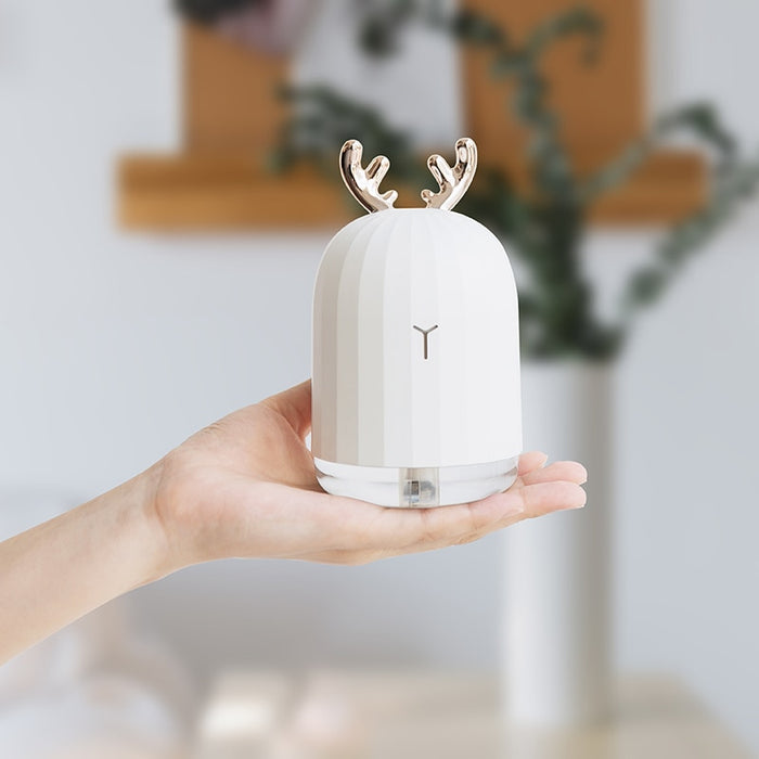 The Deer Antler - Ultrasonic Essential Oil Diffuser-Humidifiers-Magnifar