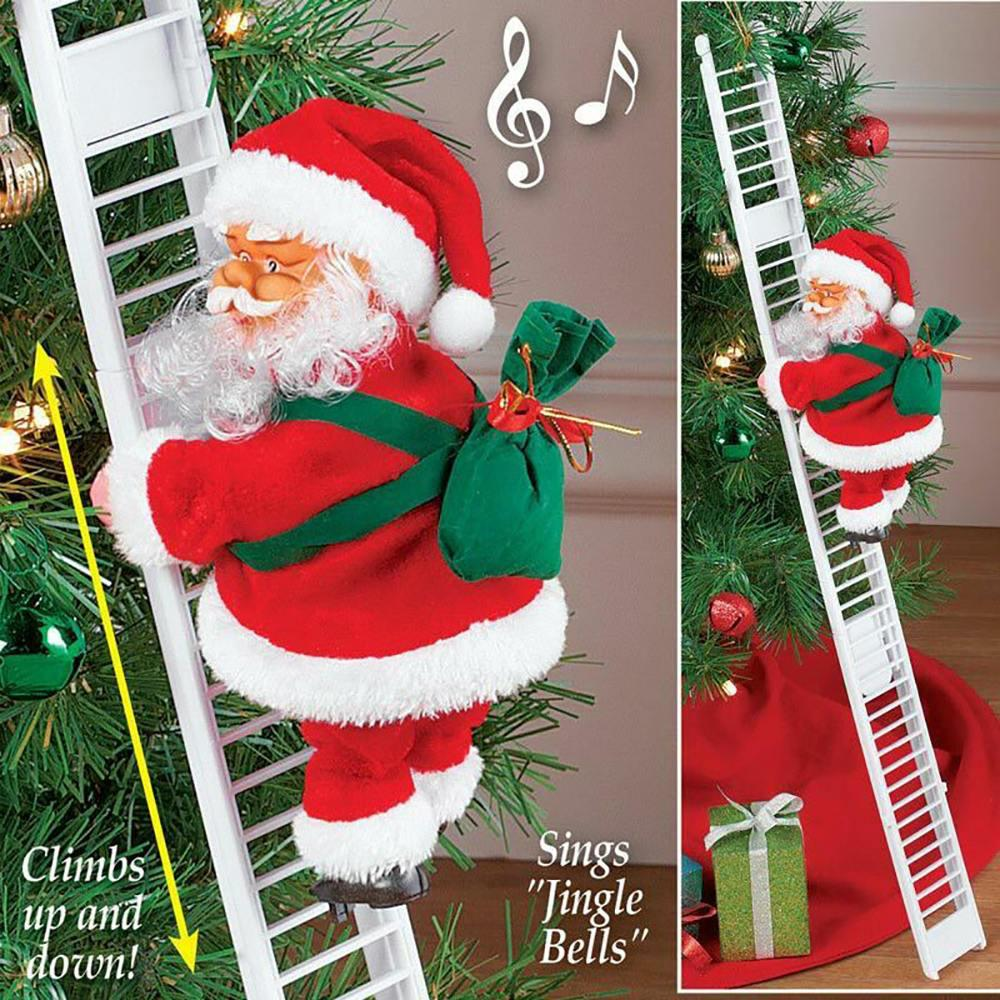 Climbing Santa Claus-Christmas Decoration Toy-Magnifar