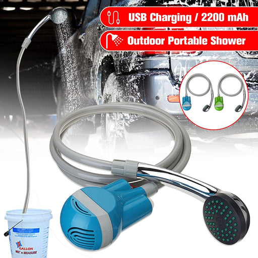 USB Rechargeable Portable Shower-Magnifar