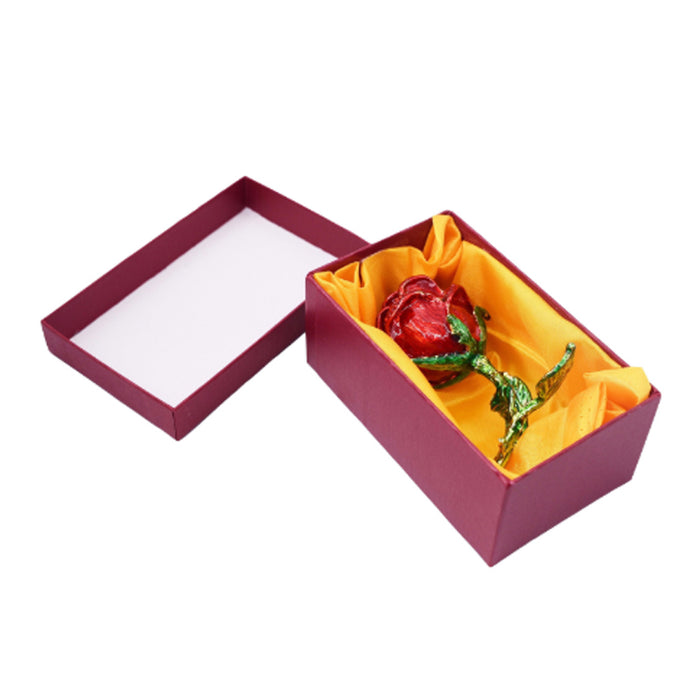 Rose Jewelry Box-Pendant Necklaces-Magnifar