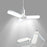 Foldable Fan Blade LED Light Bulb-Foldable Fan LED Light Bulb-Magnifar